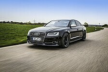 Auto - King of the Road: Audi S8 mit 640 PS und attraktiven Komponenten