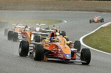 ADAC Formel Masters - Marvin Dienst: Am besten in die Formel 1...