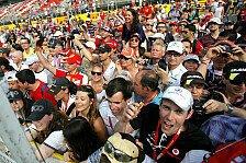 Formel 1 - Sinkende Quoten geben zu denken: Laufen der F1 die Zuschauer davon?