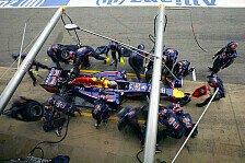 Formel 1 - Red Bull am schnellsten: Deutschland GP - Die Boxenstopp-Analyse