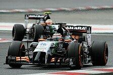 Formel 1 - Gute Voraussetzungen, mehr nicht: Force India Vorschau: Kanada GP