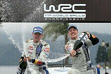 WRC - Bilder: Rallye Argentinien - Tag 3 & Podium