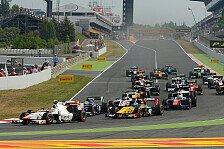 GP2 - Bilder: Barcelona - 3. & 4. Lauf
