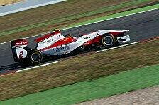 GP3 - Hartes Wochenende in Barcelona: Kirchh�fer: Starker Auftakt - zwei mal Platz f�nf