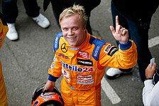 Formel 3 EM - Milimeterentscheidung gegen Ocon: Rosenquist mit erster Saison-Pole am Norisring
