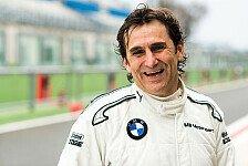 Blancpain GT Serien - Repr�sentation rund um den Globus: Zanardi wird BMW Markenbotschafter