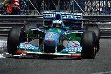Formel 1 heute vor 26 Jahren: Michael Schumachers erste Pole