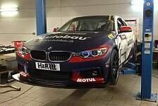 VLN - Mazda nicht am Start: Rent4Ring Racing enth�llt neuen BMW 428i