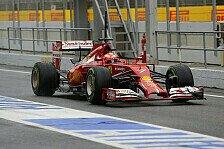 Formel 1 - Der erste Testtag live: Barcelona-Test, Tag 1 im Live-Ticker