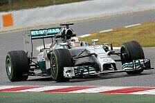 Formel 1 - Als h�tte er einen zus�tzlichen Gang: Hill & Warwick: Hamilton auf anderem Level