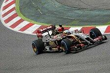 Formel 1 - Comeback mit Hindernissen: Pic: R�ckkehr nach halbj�hriger Zwangspause