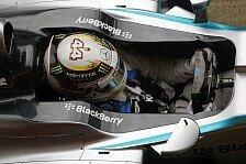 Formel 1 - Von Chilton und Pic geschlagen: Hamilton �bt Starts f�r Rosberg