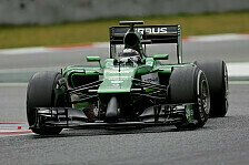 Formel 1 - Ericsson auf Petersons Spuren: Caterham Vorschau: Monaco GP