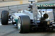Formel 1 - Tag des L�rms: Antworten zum Mercedes-Auspufftest