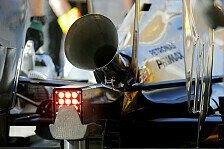 Formel 1 - Bilder: Barcelona - Der neue Mercedes-Auspuff