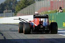 Formel 1 - Es ist elektrisierend: Marussia Vorschau: Monaco GP