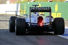Formel 1 - Falsche L�sung: Mercedes-Auspufftest: Experiment gescheitert
