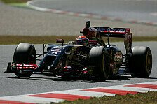 Formel 1 - Rosberg testet Sound-Verst�rker: Spanien-Test, Tag 2: Maldonado markiert Bestzeit