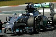 Formel 1 - Der zweite Testtag live: Barcelona-Test, Tag 2 im Live-Ticker