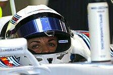 Formel 1 - Drehmoment-Dreher in der zweiten Runde: Susie Wolffs Turbo-Deb�t: So viel Drehmoment!