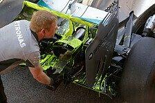 Formel 1 - Neuer Sound, neue Reifen und neue Teile: Spanien-Testfahrten: Team f�r Team