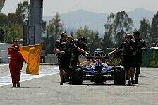 Formel 1 - K�nnen Mercedes in Monaco schlagen: Getriebedefekt kostet Vettel Vormittag