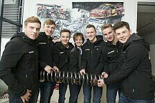 ADAC Formel Masters - Vollgas mit der Speed Academy: G�nther: Hinter den Kulissen der Setup-Arbeit