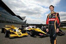 Formel 1 - Doppeltes Jubil�um in Silverstone: Renault: Turbo-Hommage mit Grosjean