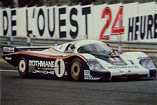 24 h von Le Mans - Legendäre Porsche-Sieger