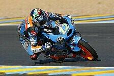 Moto3 - �ttl und Gr�nwald liegen zur�ck: Marquez bleibt im Regen vorn