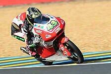 Moto3 - �ttl erneut weit zur�ck: Kiefer-Duo sammelt erste Erfahrungen in Le Mans