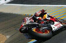 MotoGP - Pole Nummer f�nf von f�nf 2014: Marquez in Qualifikation unschlagbar