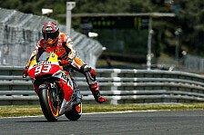 MotoGP - Pedrosa nach Operation mit gutem Gef�hl: Marquez droht: Nicht nur �ber eine Runde schnell