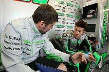 MotoGP - Handgelenk f�hlt sich besser an: Comeback: Hayden entscheidet im Training