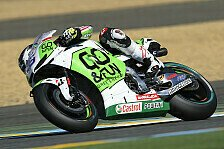 MotoGP - Hayden schafft nur zwei Kurven: Redding in Le Mans bester Production-Racer-Pilot
