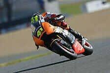 MotoGP - Noch l�uft es nicht rund: Forward-Piloten gestehen Probleme ein