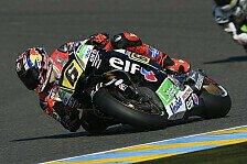 MotoGP - Wir m�ssen realistisch bleiben: Bradl: Ohne Schmerzmittel auf Platz 4