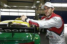 DTM - Was ist mehr wert: DTM oder Le Mans?: Mike Rockenfeller: Leider keine Zeit f�r Le Mans