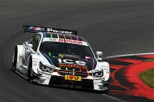 DTM - Hockenheimsieger 'Best of the Rest': Wittmann nach P2 angriffslustig