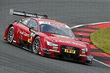 DTM - Endplatte schlicht nicht auf dem Schirm: Disqualifikation: Audi �bersah Gefahr