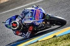 MotoGP - Wie bei Vettel - das passiert: Was ist mit Lorenzo los?