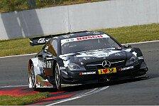 DTM - Zandvoort: Vietoris fährt überarbeiteten Mercedes