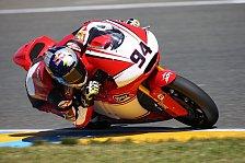 Moto2 - Jonas Folger: Können uns im Rennen noch verbessern
