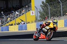 MotoGP - Edwards setzt Entwicklungsarbeit in Katalonien fort: Espargaro: Sehr motiviert, mich gut zu schlagen