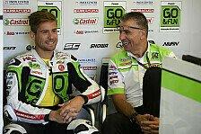 MotoGP - Mugello kein Fall f�r das Gresini-Bike?: Bautista nach Podium locker nach Italien