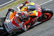 MotoGP - Iannone und Rossi schnell unterwegs: Marquez bleibt im Warm-Up vorn