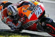 MotoGP - Freude �ber Suzukis Interesse: Pedrosa will zuerst mit Honda reden