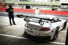 Blancpain GT Serien - An der Seite getroffen: Zanardi: Fr�hes Aus am Slovakia Ring