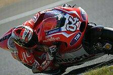 MotoGP - Privattest soll gen�tzt werden: Ducati-Piloten brennen auf Heimrennen