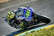 MotoGP - Habe es Marc zu leicht gemacht: Rossi hadert mit sich selbst